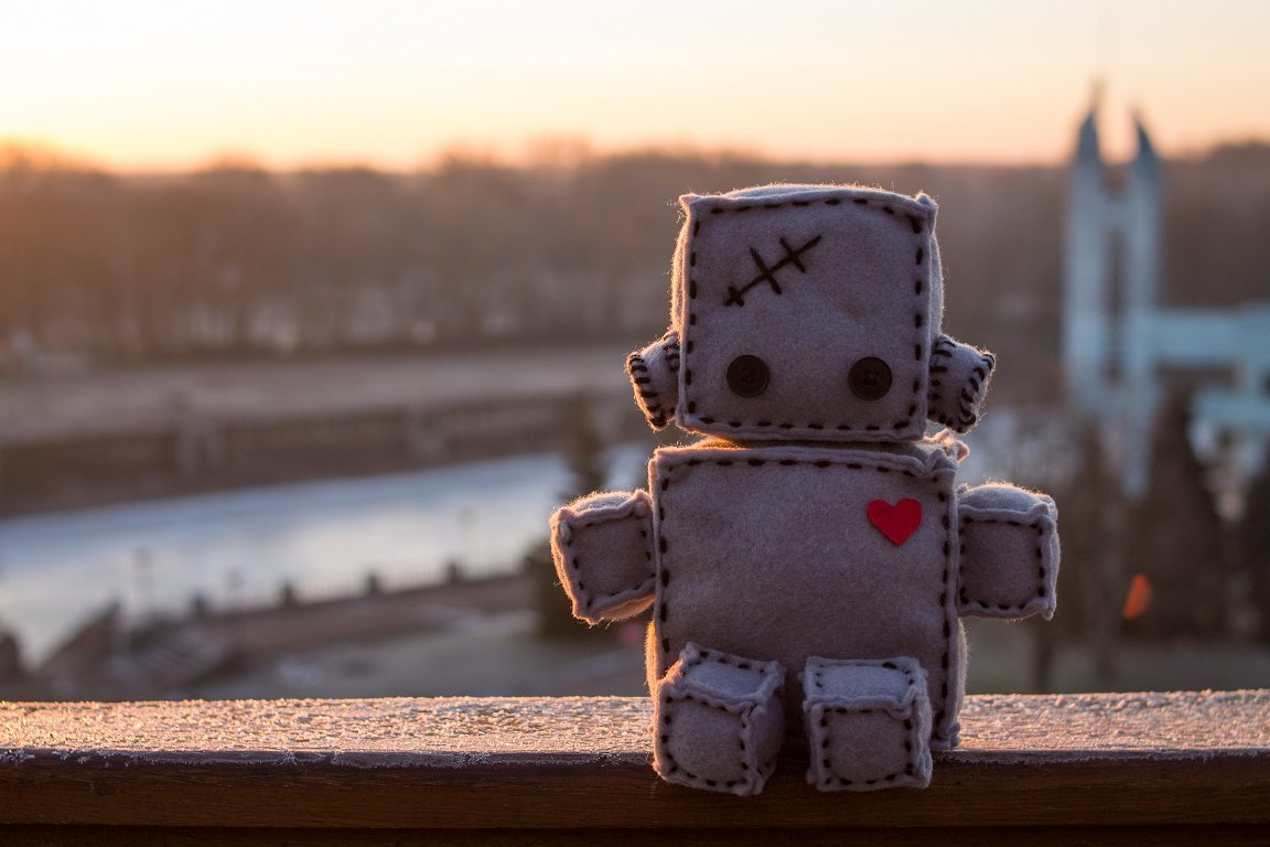 Cute Robot Artificial Intelligence Can Now Decipher